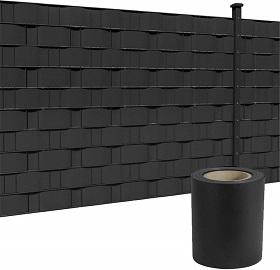 Alternative zu Holz in schwarz