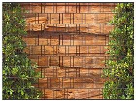 Windschutz Holz Schutz